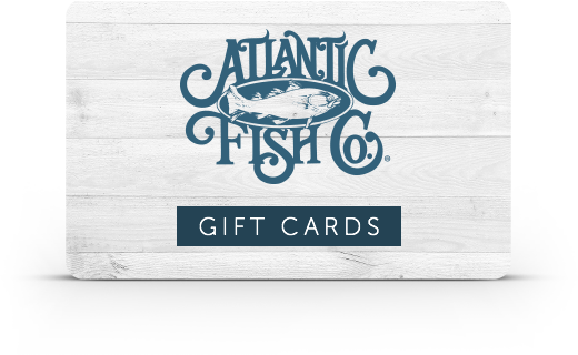 order an Atlantic Fish Co. gift card.