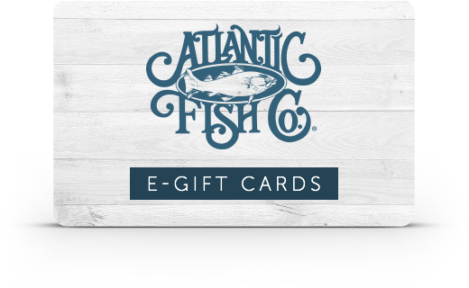 order an Atlantic Fish Co. E gift card